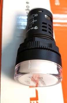 Sinalizador branco (modelo: ES220VBR)