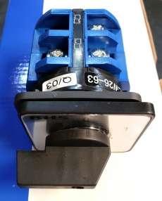 Chave rotativa (LW26-63Q/03)