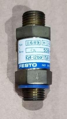 Válvula pneumática H14B 11689