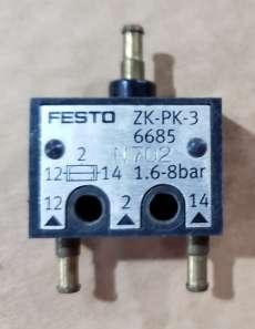 Válvula pneumática ZKPK3 6685