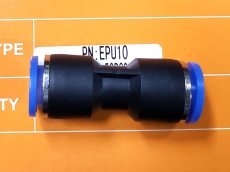 União igual (modelo: EPU10 10mm)