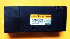 Válvula pneumática (modelo: VA523108)