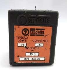 Bobina (modelo: DIN43650 24VCC 10W)