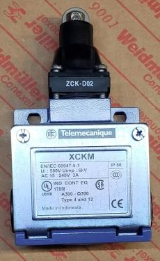 Micro fim de curso (modelo: XCKM102 ZCKD02)