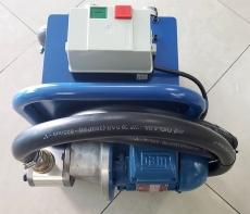 Unidade de filtragem de óleo compacta/portátil