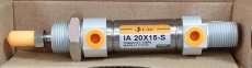 Cilindro pneumático MINIISO (modelo: IA20X15S)