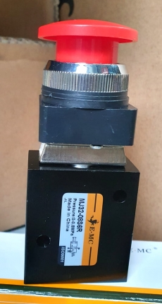Válvula pneumática (modelo: MJ3208S6R)