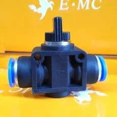 Válvula pneumática (modelo: EHVFF1212A)