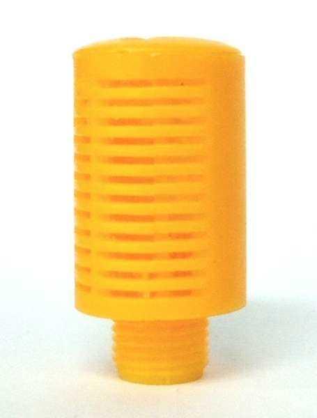 marca: Werk Schott <br/>modelo: 1/8, em plástico laranja <br/>estado: novo
